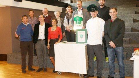 Grüne Haube Verleihung 1