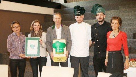 Grüne Haube Verleihung 2