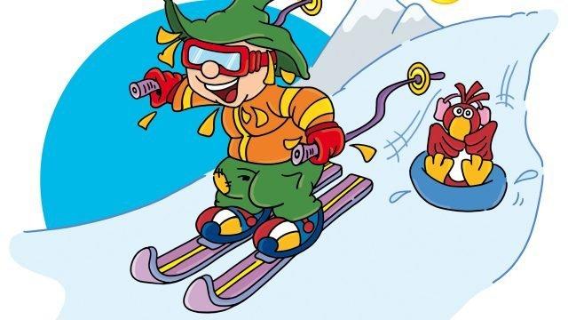 K-Almi Schifahren