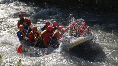 s action rafting