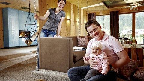 h schaukel lounge familie