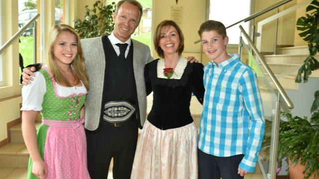 Familie Peter Kammerlander