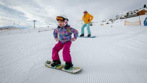 Riglet Snowboarding