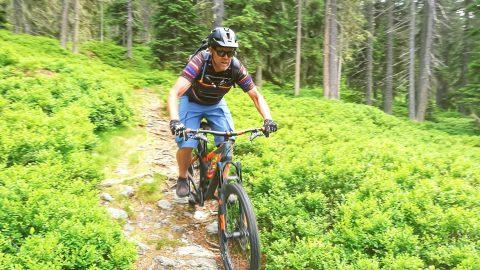 """Mountainbike """"Pumptrack"""""""