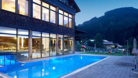Almhof Freischwimmbad
