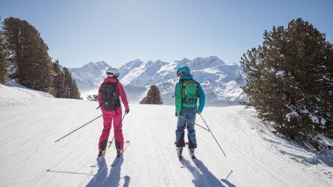 zillertal arena winter ski 14