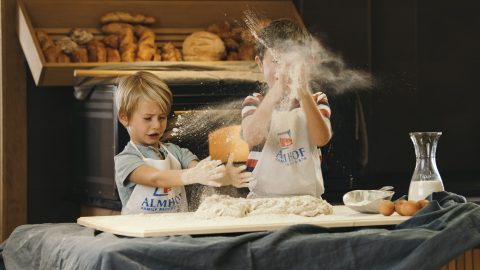 Kochwerkstatt Maxis + Teenies