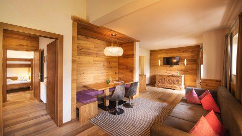 Jumbo Loft Suite