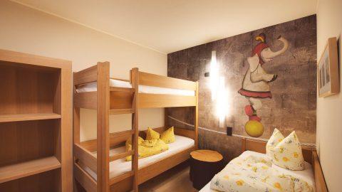 Panoramam Suite Kinderzimmer