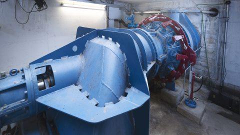 Wasserkraftwerk 1