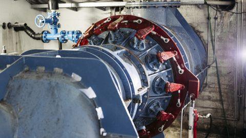 Wasserkraftwerk 2