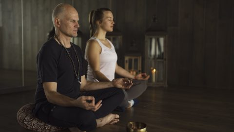 Yoga Gruppe 3